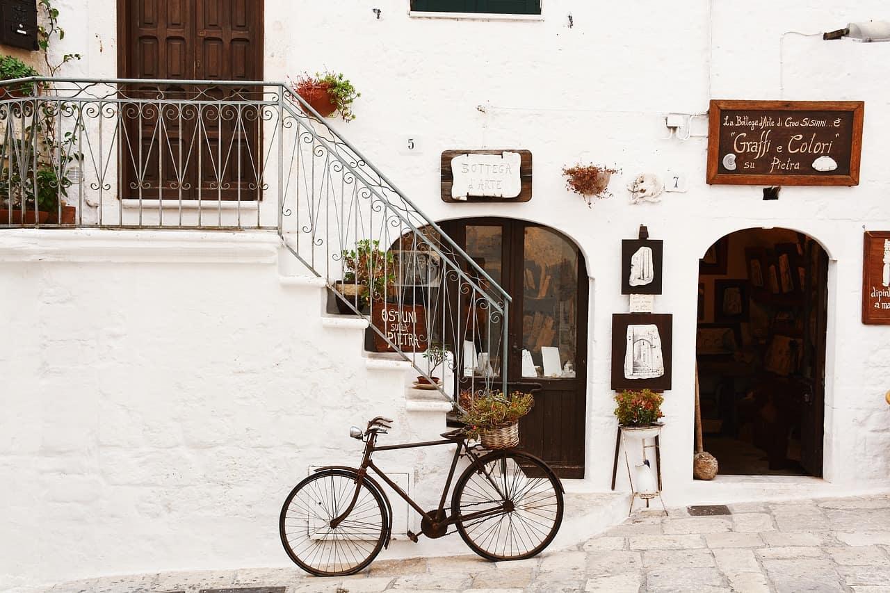 כניסה לבית